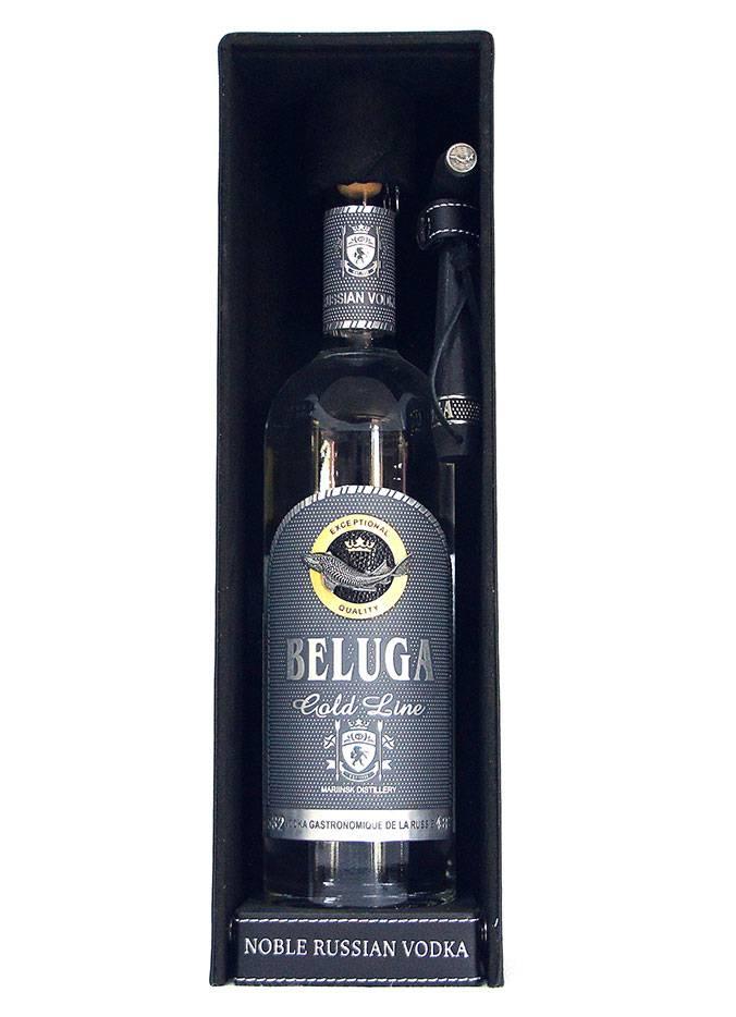 Beluga group — крупнейшая российская алкогольная компания