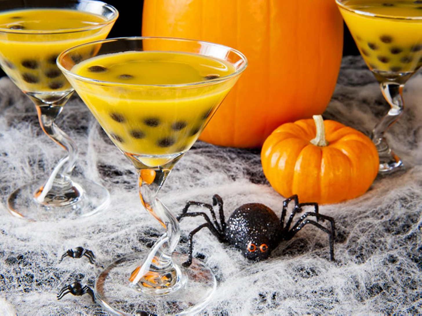Топ 13 коктейлей для хэллоуина в домашних условиях