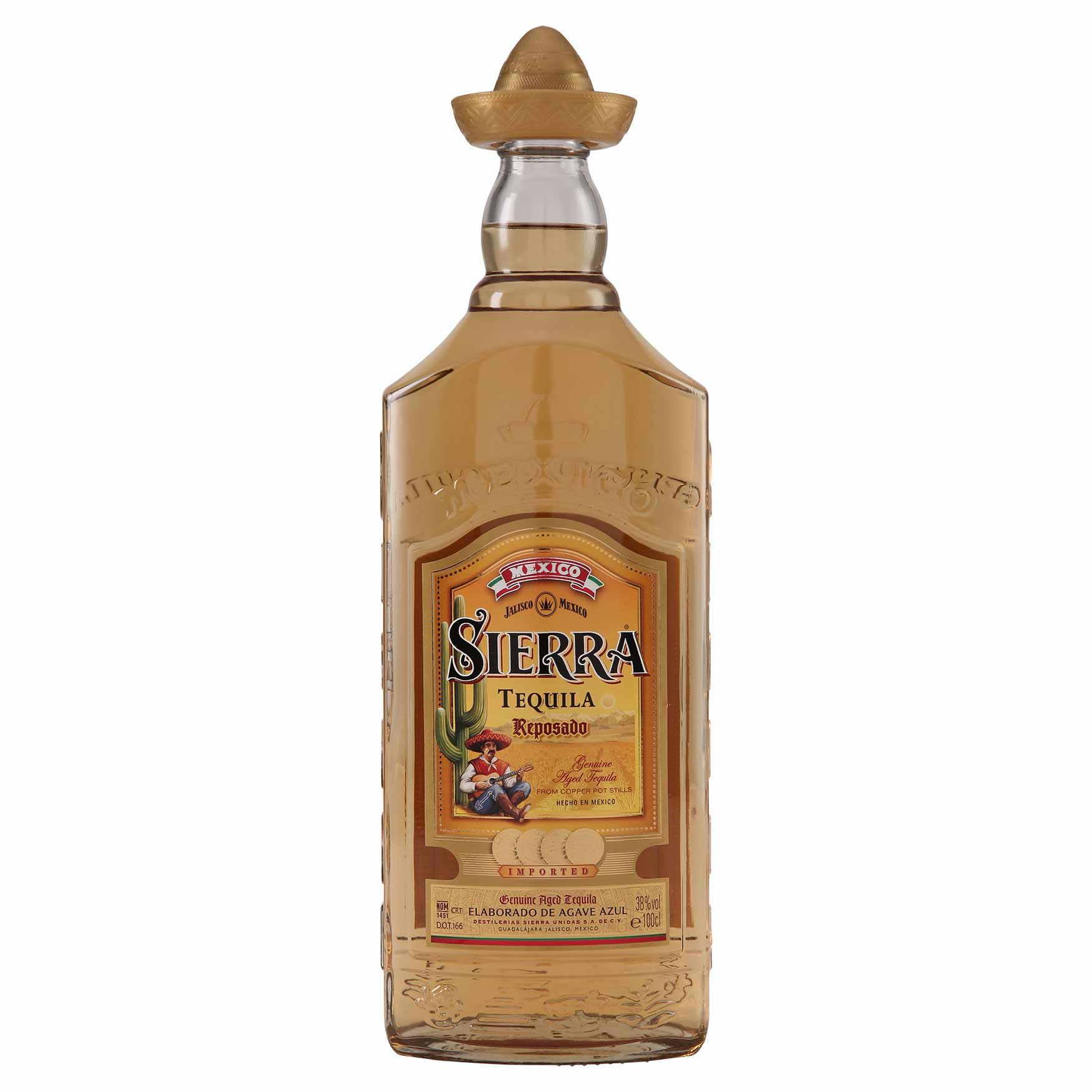 Текила sierra (сиерра): описание, отзывы, стоимость