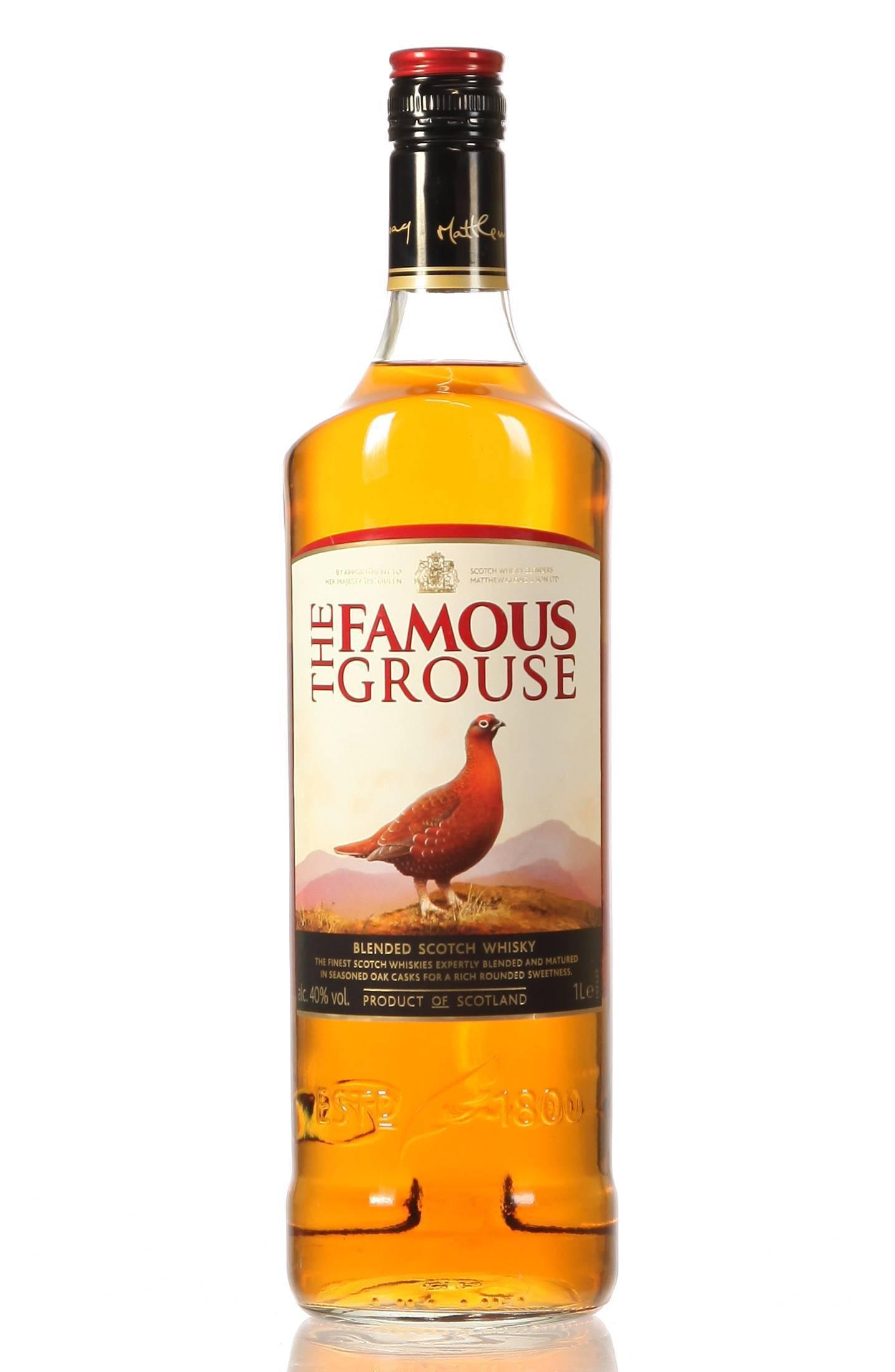 Famous grouse (фэймос граус или знаменитая куропатка)