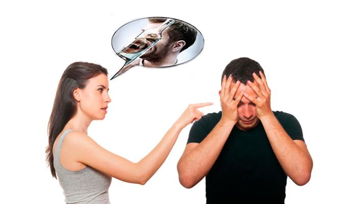 Как проучить мужа, если он не уважает жену?