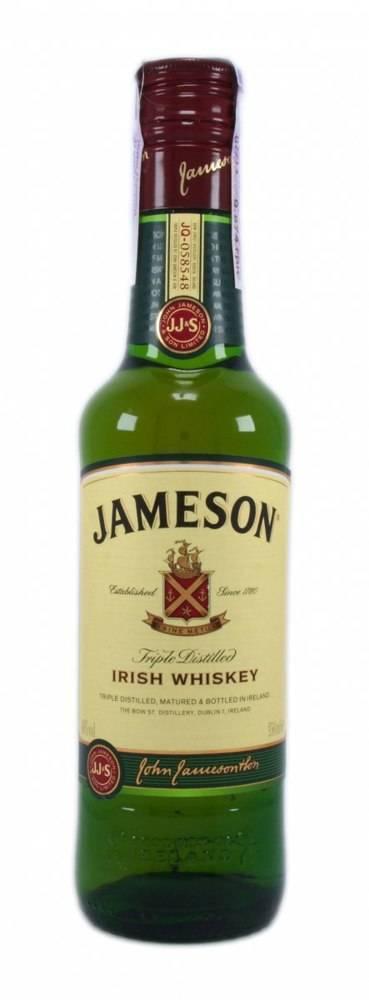 Обзор виски Джемесон Jameson