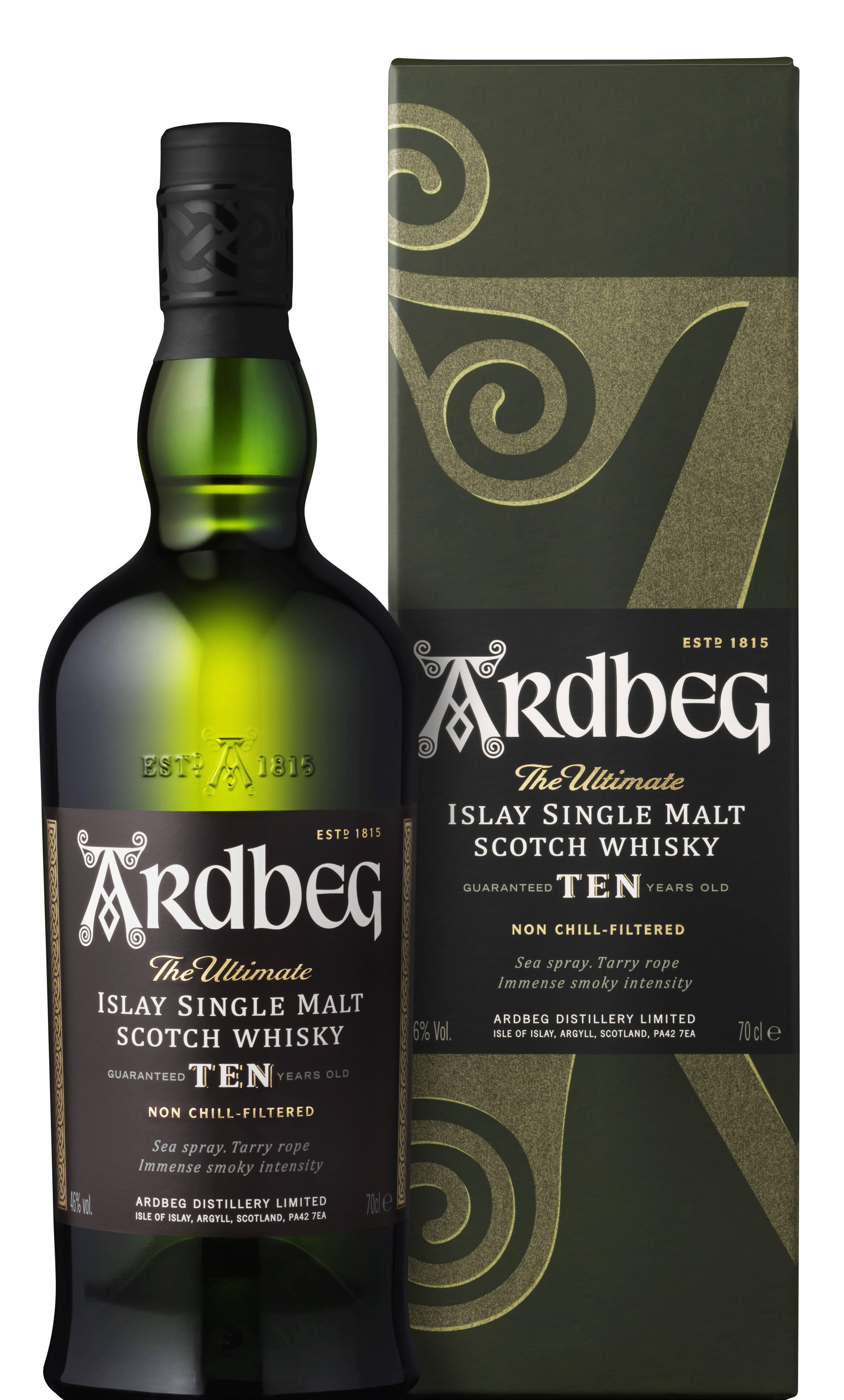 История создания и состав элитного шотландского виски ardbeg. обзор линейки бренда