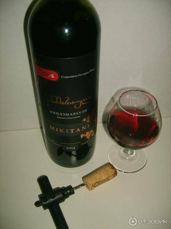 Вино киндзмараули: как отличить подделку | наливали