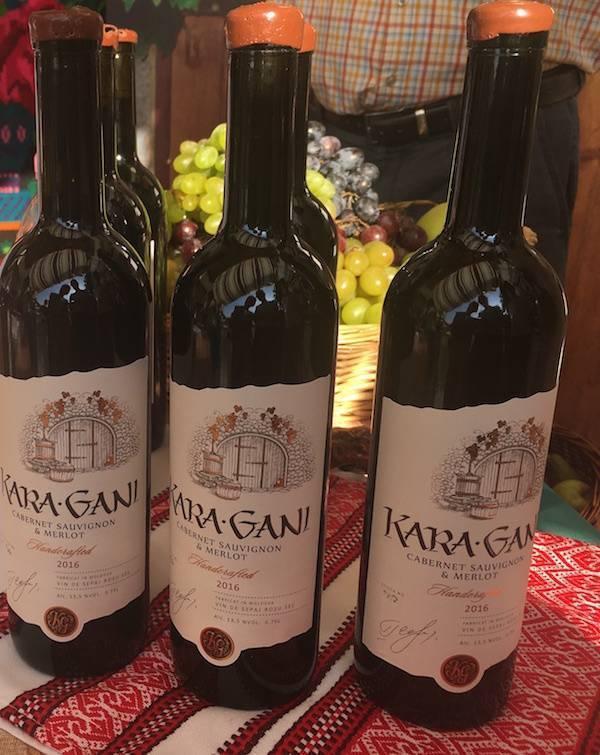 Обзор вин из Молдавии
