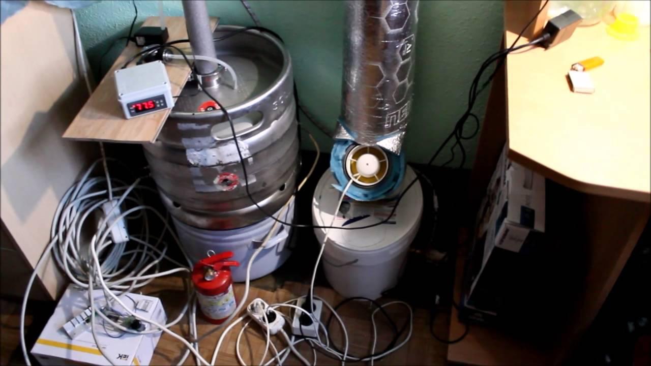 Самодельное автономное охлаждение для самогонного аппарата