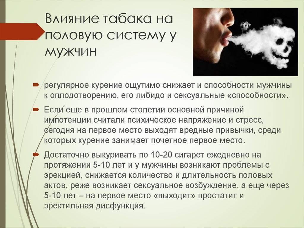 Совместимость занятий спортом и курения