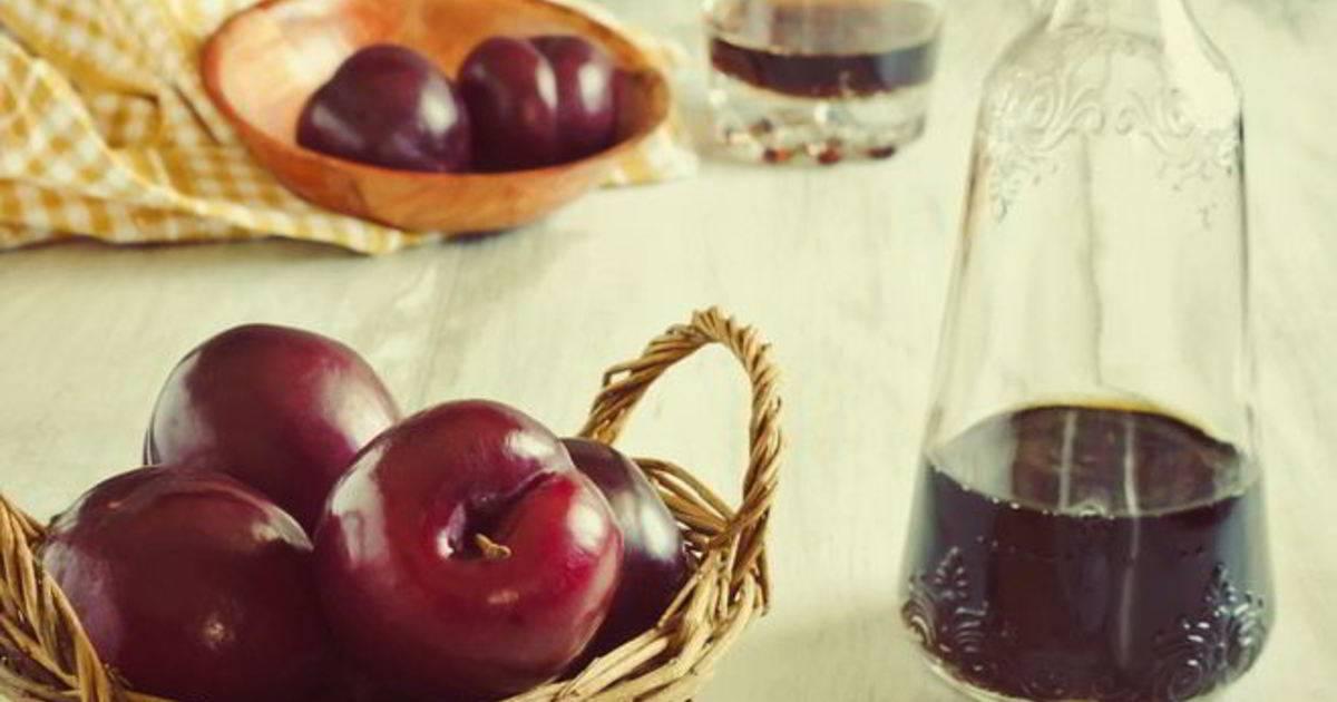 Медовое вино из алычи дома