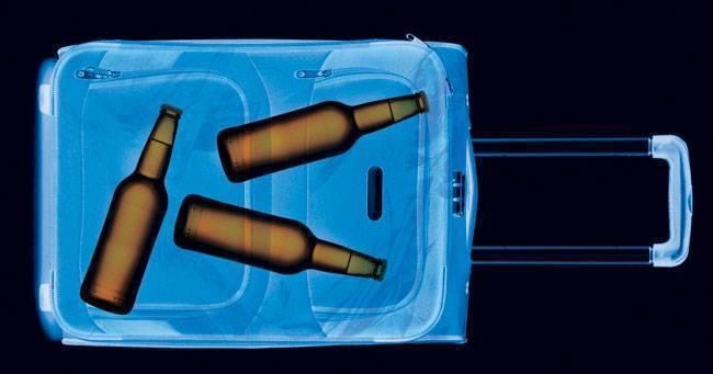 Алкоголь в самолете – правила провоза и распития