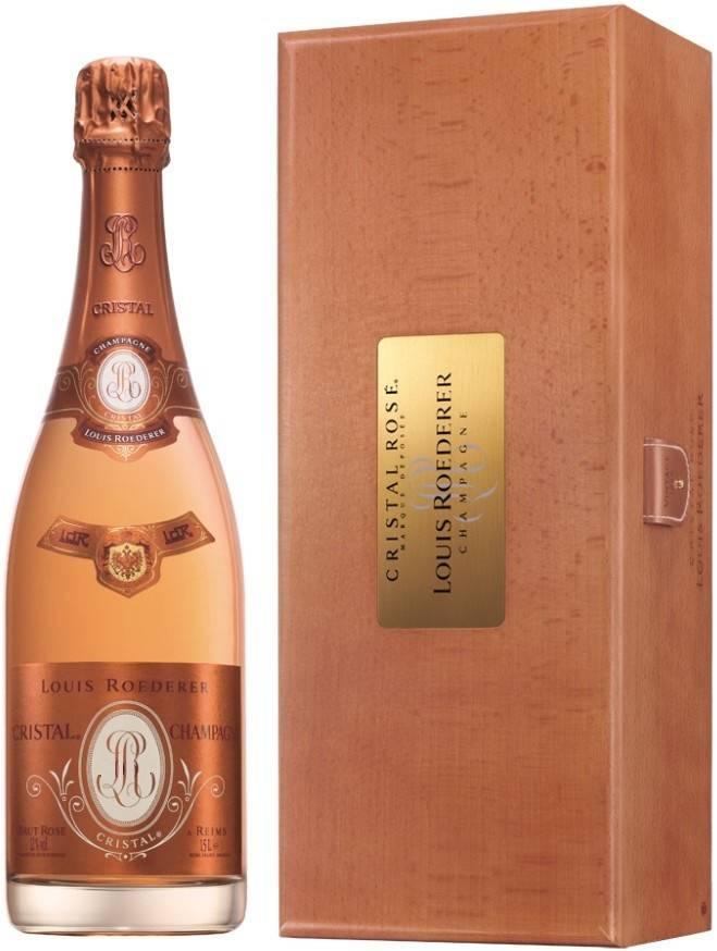 Шампанское «кристалл» — описание, виды, цена
