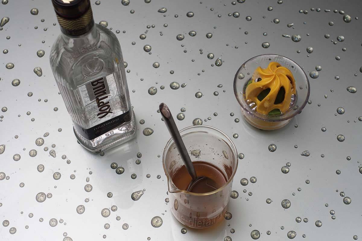 Коктейль северное сияние простой домашний рецепт пошагово с фото