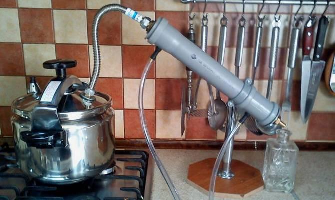 Как сделать самогонный аппарат в домашних условиях?