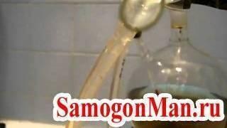 Очистка самогона марганцовкой в домашних условиях