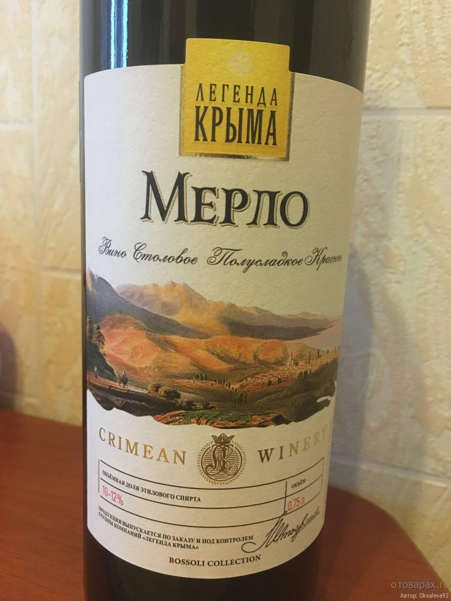 Обзор вин Крыма
