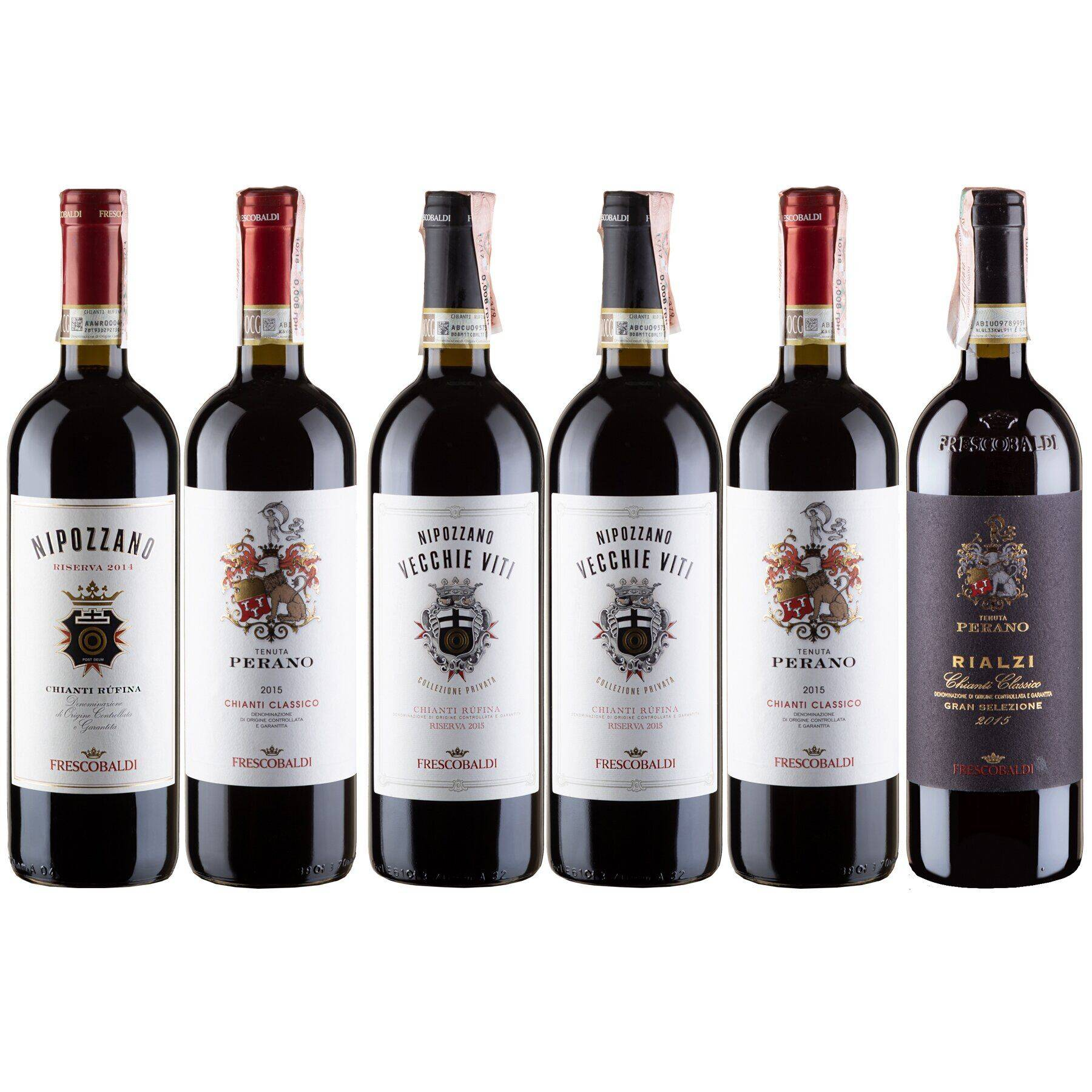 Хороший год в тоскане | true wine