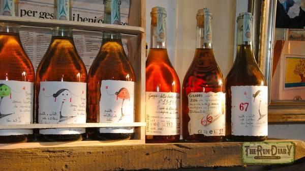 Граппа виноградная – виды напитка с фото; производство водки; как пить