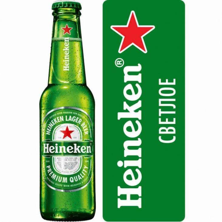 Heineken: развитие производителя и особенности пива «хайнекен»