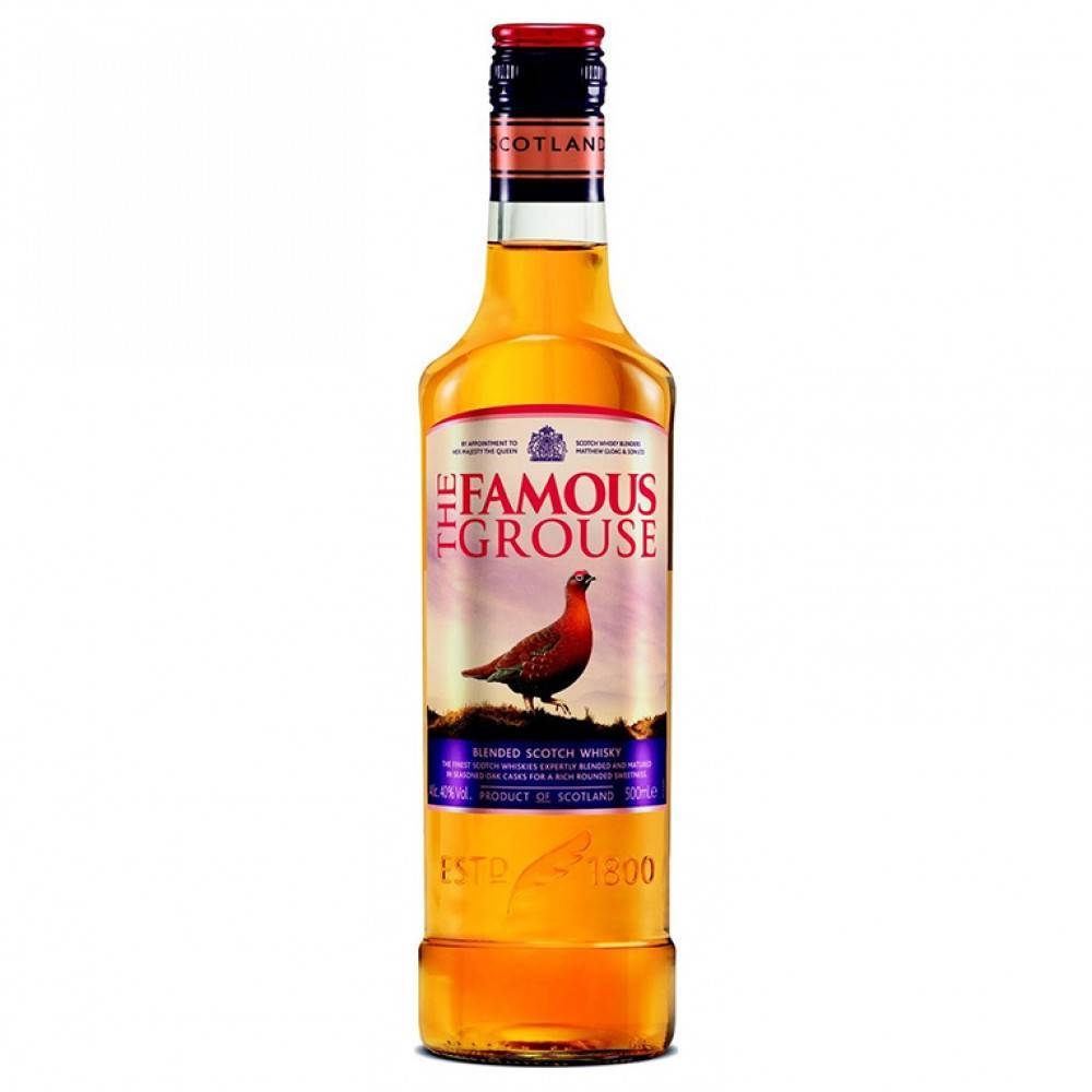 The famous grouse википедия