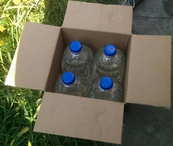 Сколько бутылок в ящике водки?   bezprivychek.ru
