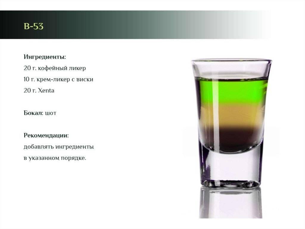 Сет алкоголь. рецепты и методика приготовления коктейлей шотов