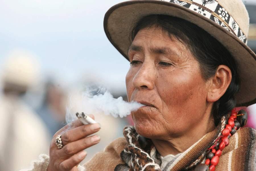 Дышащие дымом: обзор самых курящих стран