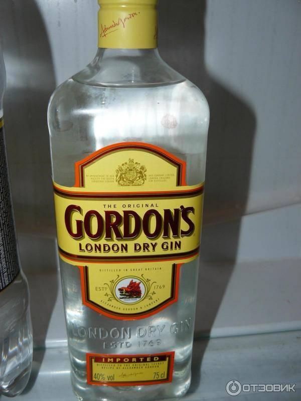 Джин гордонс: особенности вкуса, рекомендации по употреблению - международная платформа для барменов inshaker
