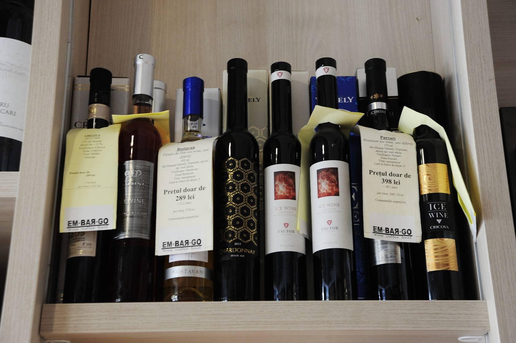 Молдавские вина: лучшие полусладкие сорта коллекции «garling»
