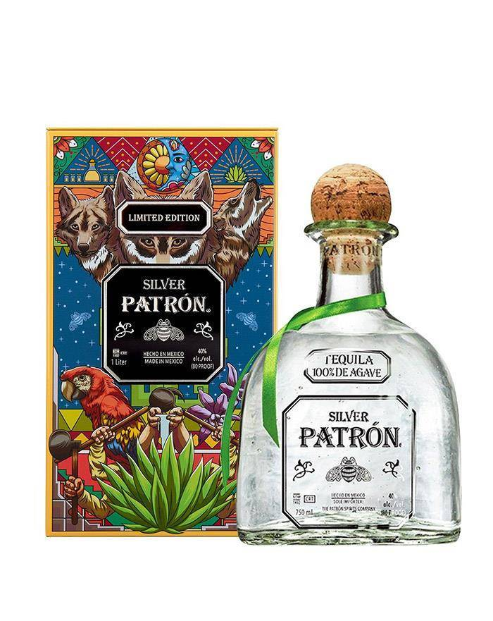 Текила «патрон» – мексиканский алкоголь премиум-класса + видео | наливали