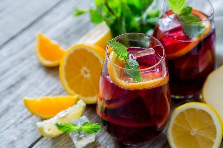 Сангрита: 4 рецепта в домашних условиях