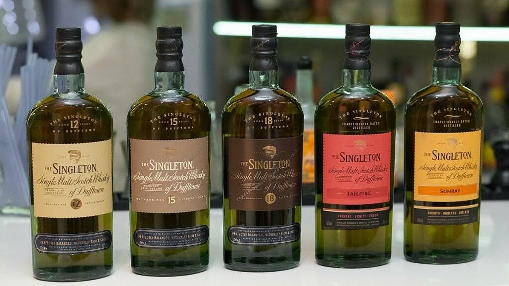 Виски singleton: описание, отзывы, стоимость и цены