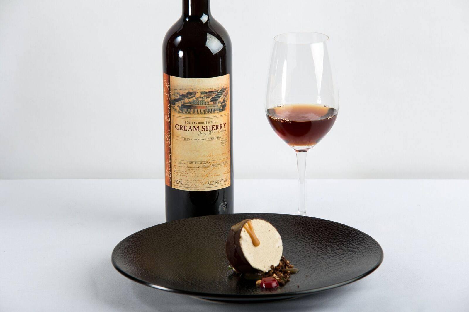 Херес – крепленое вино с берегов испании