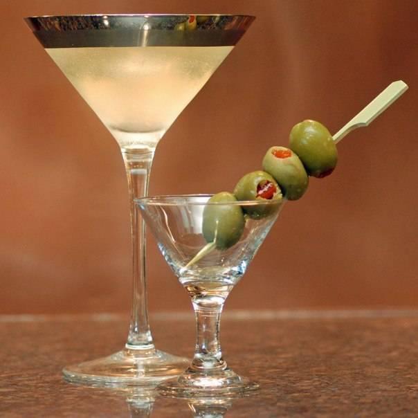 Как сделать коктейли с мартини в домашних условиях
