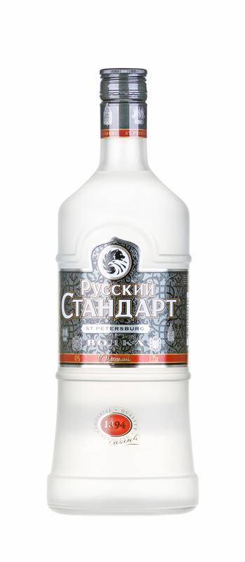 """Водка """"русский стандарт"""": описание, виды, цена и отзывы"""
