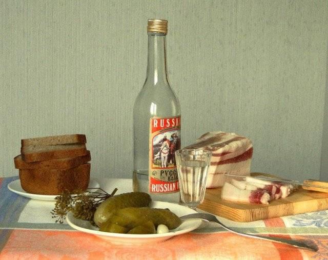 Рынок алкоголя в украине