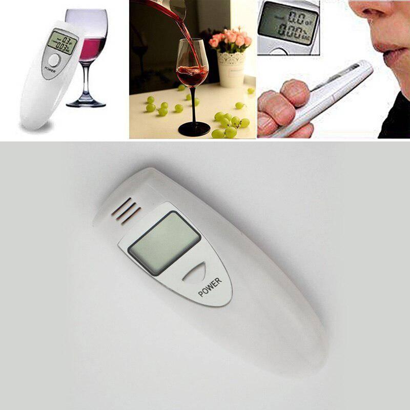 Как выбрать алкотестер для личного пользования