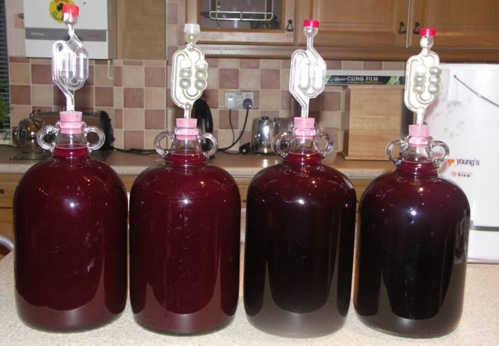 Как возобновить брожение вина