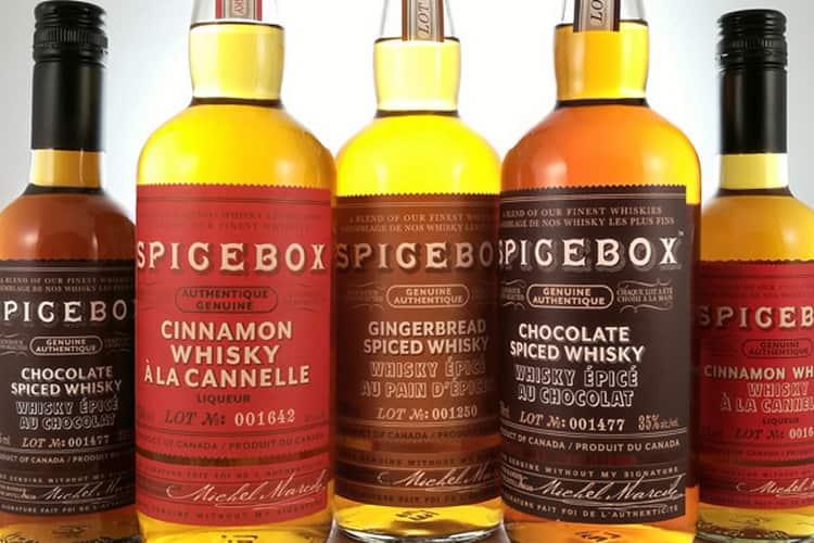 Виски spicebox (спайсбокс): описание, отзывы и стоимость
