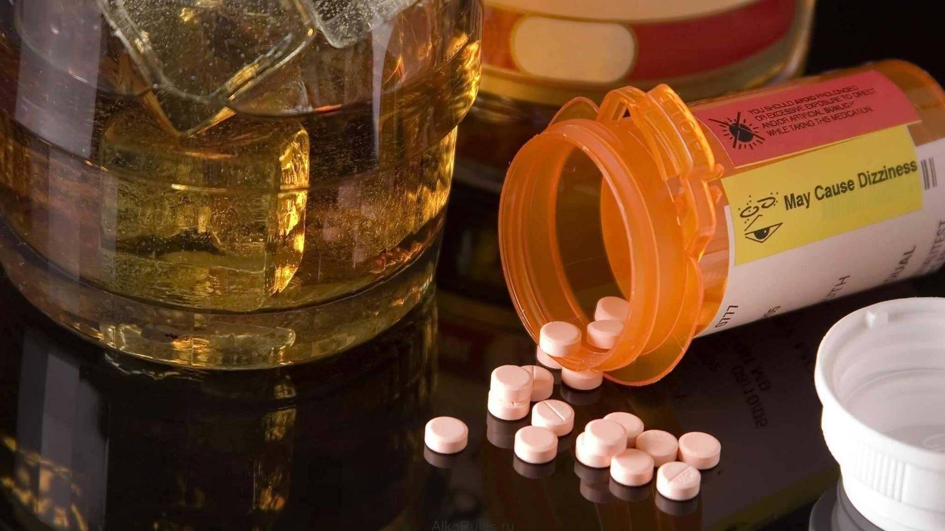Почему нельзя пить алкоголь с антибиотиками - совместимость и последствия приема
