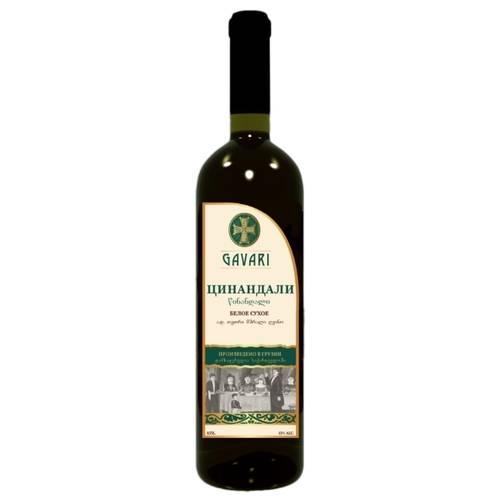 Все о вине цинандали — удивительном напитке из кахетии