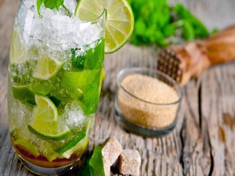 Мохито - рецепт безалкогольный в домашних условиях
