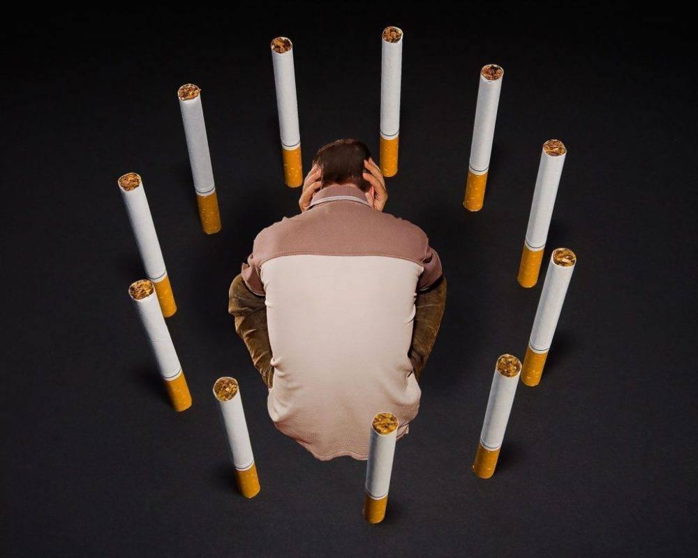 Запор после отказа от курения: причины, способы решения