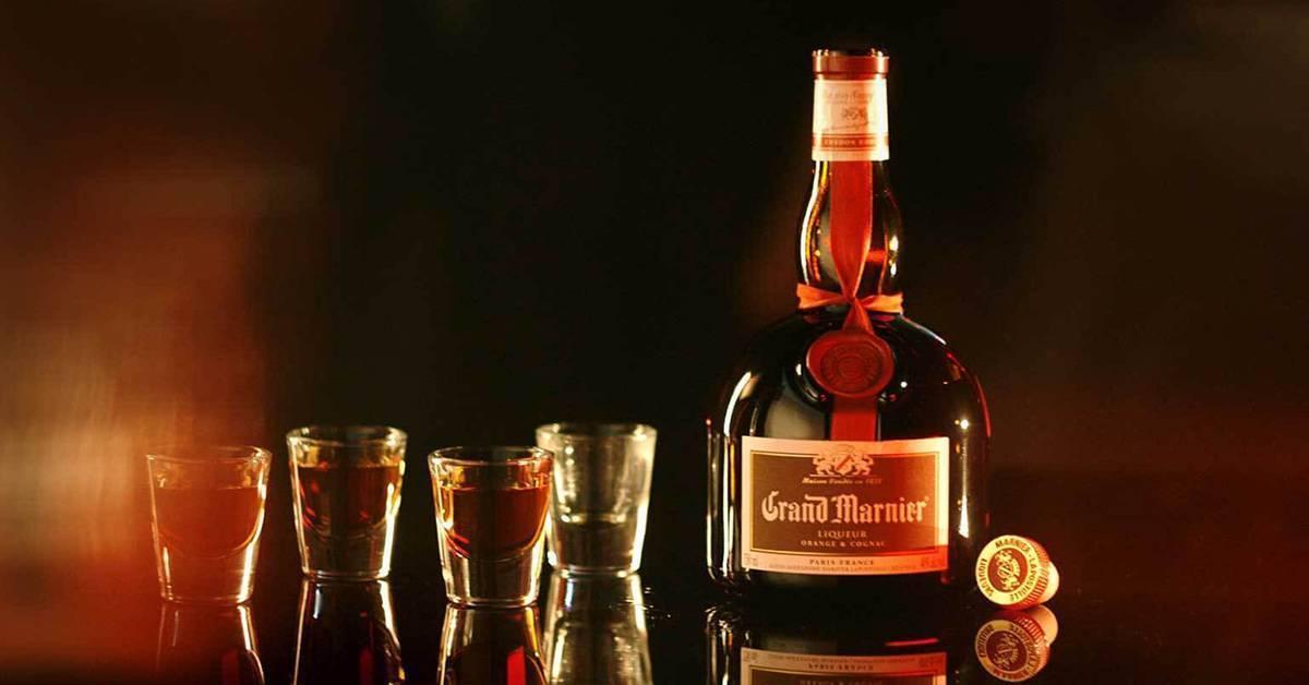 Гран марнье ликер: история, виды, как пить