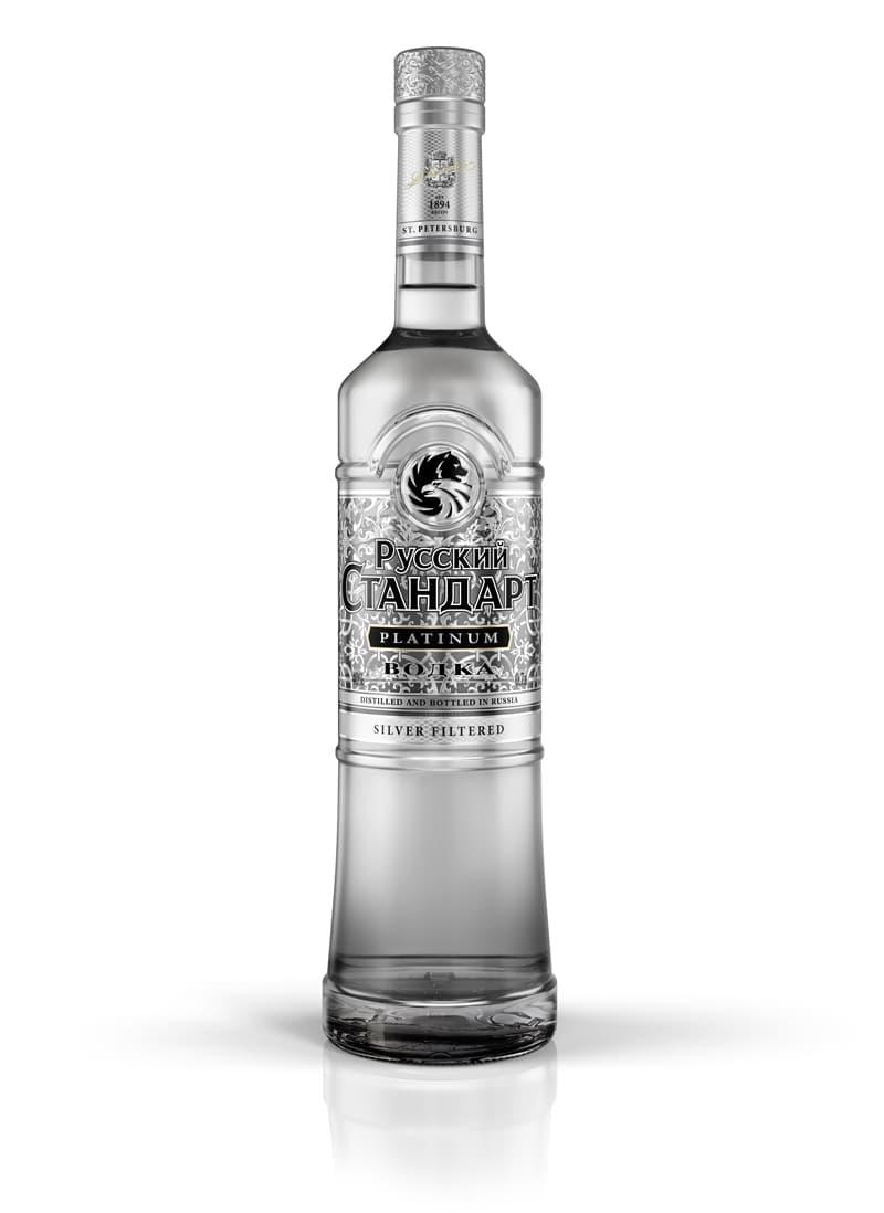 Русский стандарт водка original - по настоящему русская