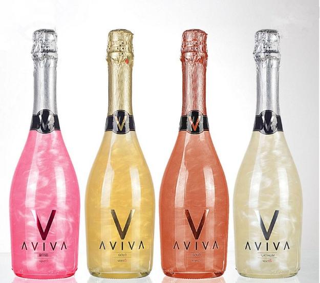 Шампанское aviva — новинка которая завораживает