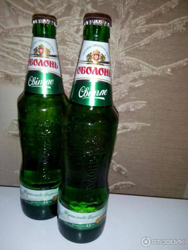 Оболонь (пивоваренная компания) — википедия переиздание // wiki 2
