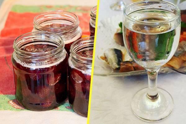 Брага из варенья для самогона: пропорции, рецепты