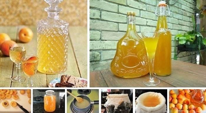 Абрикосовый ликер: 5 рецептов в домашних условиях. как называется абрикосовый ликёр