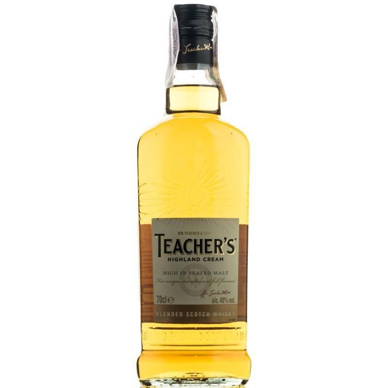 Обзор виски Teachers highland cream