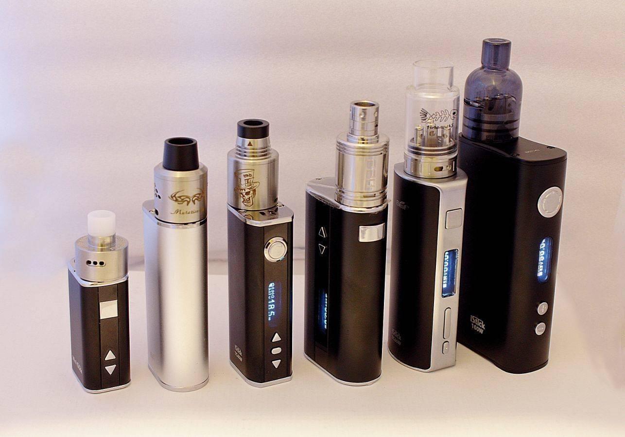 Лучшие электронные сигареты, рейтинг самых популярных моделей