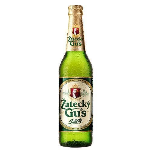 Пиво жатецкий гусь и его особенности